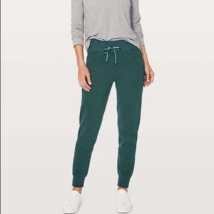 Lululemon Get Going Jogger Sweatpant 6 8 submarine